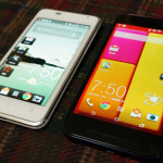 HTC J Butterfly HTL23 レビューとISW13HTとの比較