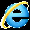 Internet Explorer ロゴ