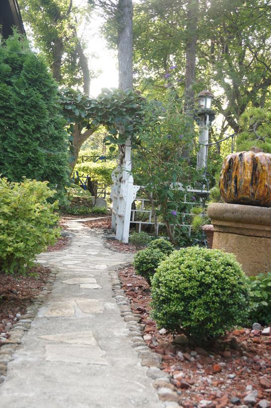kuraノsuの庭園