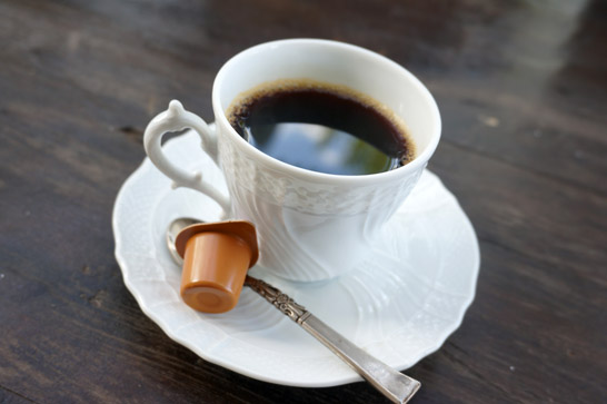 kuraノsuのホットコーヒー