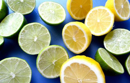 レモンとライム