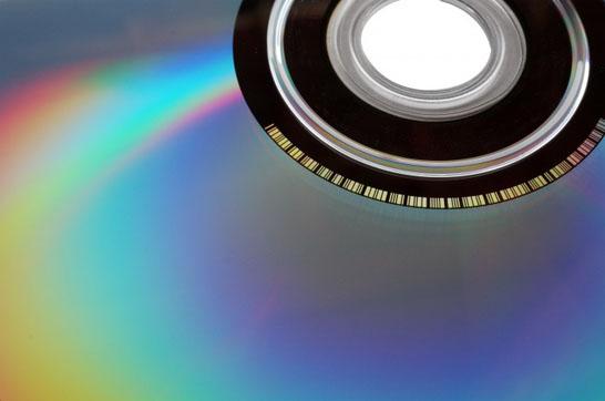 CDの記録面