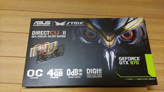 ASUS GTX970