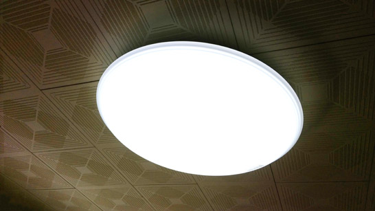 LED取り付け完了