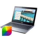 Chromebookで写真加工はできる!写真編集アプリ3選