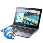 Chromebookで音声波形編集ができるアプリ「TwistedWave」