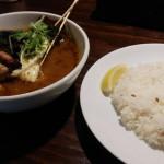 【札幌すすきの】お洒落な空間で楽しむ絶妙スープカレー「すあげプラス」
