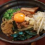 話題の台湾まぜそばを食べてきた。岐阜県の「麺の坊 大垣晴れ」
