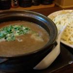 【閉店】煮えたぎる豚骨つけ麺激旨し!岐阜県大垣の「新羽亭」
