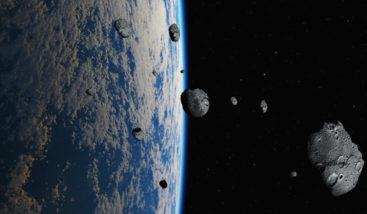 宇宙の風景