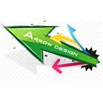 矢印のイラスト素材が豊富に揃う矢印専門の「矢印デザイン」さん
