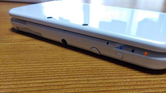 New 3DS LL 下面