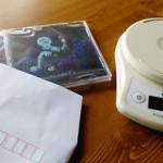 CDを郵送する場合普通郵便よりゆうメールの方が安い