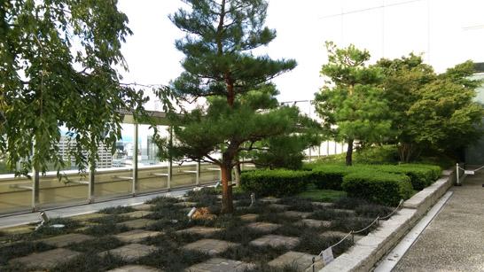 大阪駅和らぎの庭