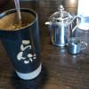 珈琲屋らんぷのアイスコーヒー
