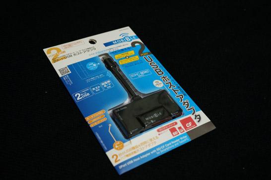 USBホストアダプタ