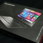 【レビュー】タブレットPC「Lenovo YOGA Tablet2(Windows)」の感想