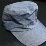 頭が大きい人でも安心!帽子のサイズを無断階に調整できる物なら被れます
