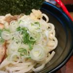 うどんのようなつけ麺に驚愕「ラーメン番長銀次郎 大垣店」の魚介風つけ麺