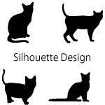影絵素材が豊富な商用無料のAI素材「シルエットデザイン」さん