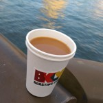 大阪北浜で大川の景色を眺めつつ本格コーヒーを楽しむカフェ「Brooklyn Roasting Company」