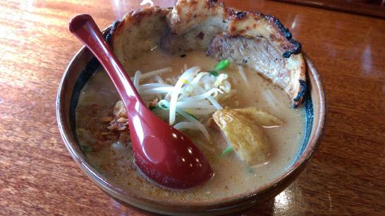 北海道味噌ラーメン