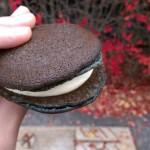 彦根観光におすすめスイーツ、菓心おおすがの「黒どら」は是非食べるべし