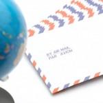 海外に手紙を送るといくら?封筒切手など送り方について解説