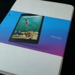 HTCタブレットNexus9、Nexus7との比較レビュー。メリットとデメリット