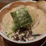 「十六代目哲麺」3種のとんこつラーメンがカスタマイズ自在!岐阜県大垣市にて