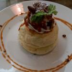 札幌イーズカフェのパンケーキ付きランチセットはコスパも満足度も高く美味しい