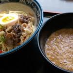 滋賀のSA・PA飯なら神田PAの神田庵「近江牛つけ麺」ここでしか食べられないグルメ
