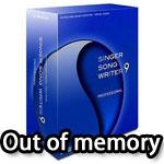 【SSW9.0】ファイルを開くとOut of memoryというエラーが出て開けない現象