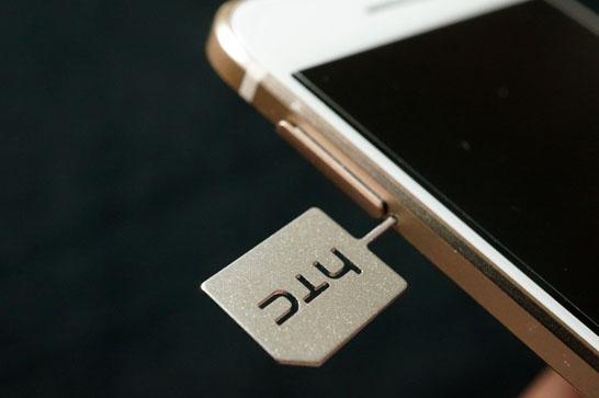 HTC10にmicroSD