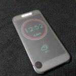 HTV32(HTC10)純正カバーIce Viewケースのレビュー