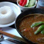 滋賀県長浜市で食べる絶品スープカレー「くわのみカフェ」コーヒーも美味しいロッジカフェ