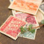定形外郵便を送る時の切手の使いづらさと無駄を何とかしてほしい