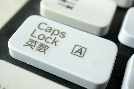 CapsLockキー