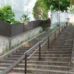 根津のお化け階段と言われる由来とは一体何か?【東京都文京区】