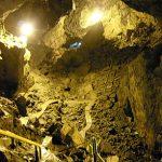 滋賀県唯一の鍾乳洞、多賀町にある河内風穴は天然記念物に指定され大空洞が魅力