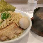 極太つけ麺と肉そばの岐阜県本巣市「ぶっと麺しゃにむに」でラーメンランチ