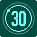 筋トレメニューも自動で生成、筋トレ&ダイエットサポートアプリ「30日間フィットネスチャレンジ」