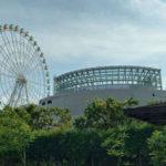 岐阜県の淡水魚水族館アクア・トトぎふの観覧車に乗る方法