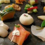 札幌円山で宝石箱のような手織り寿司が芸術的な「かまだ茶寮」でランチ
