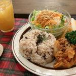 名古屋久屋大通(丸の内)の「Cafe One」で居心地良い空間でおうちごはんランチ