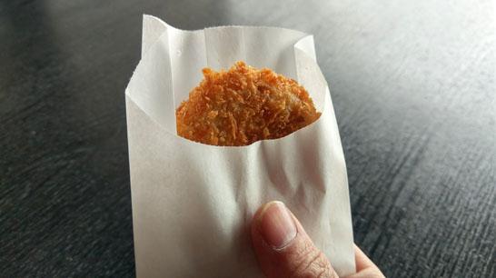 近江牛コロッケ