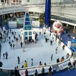 名古屋栄の豊田合成リンクで氷じゃないスケートリンクで滑ってきた感想