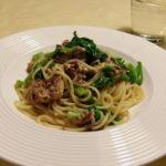 大垣市で穴場の老舗イタリアン「南欧厨房ポンメール」でディナー