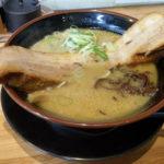迫力のロングチャーシューラーメン!一宮市の「麺日和千秋店」