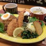 大垣カフェ「カフェ飯屋ピーナッツ」暖かく自然派なお食事が美味しいアットホームな場所でした